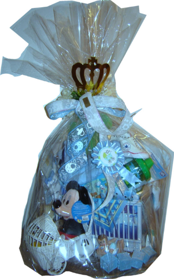 Royal Prince Baby Gift Basket