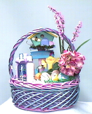 Easter Basket for adult