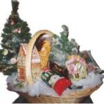 Winter Wonderland Gift Basket