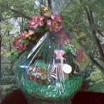 Garden Spa gift basket
