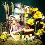 Fairy Garden Spa Gift Basket