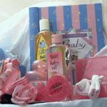 Baby Gift Basket contents